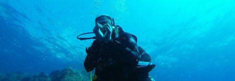 Kom en leer duiken