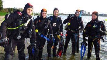 Padi open water diver opleiding | Eindhoven