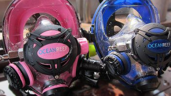 PADI Full Face Mask Specialty