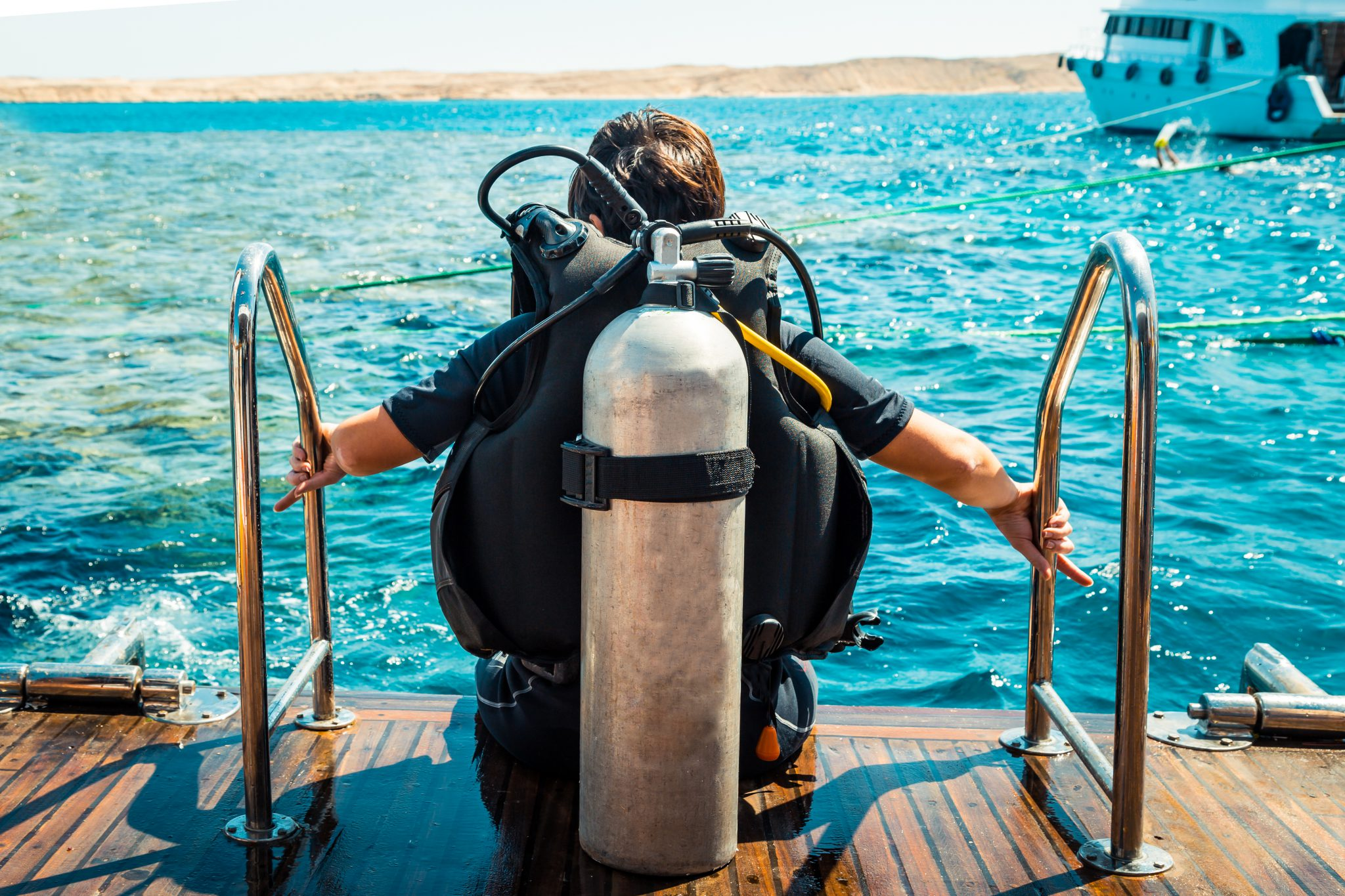 PADI Self Reliant specialty